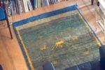 いつかどこかの少女が織ったギャッベ絨毯で 【─Shining Moments:07 ─】